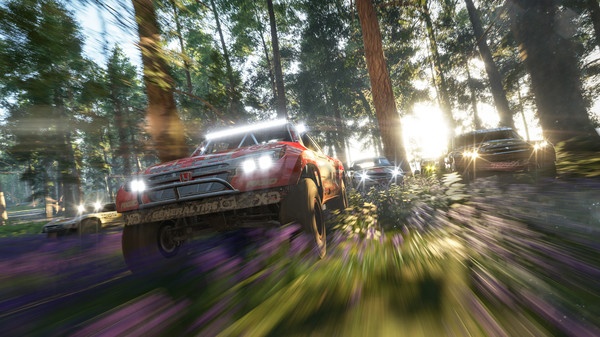 Скриншот №13 к Forza Horizon 4
