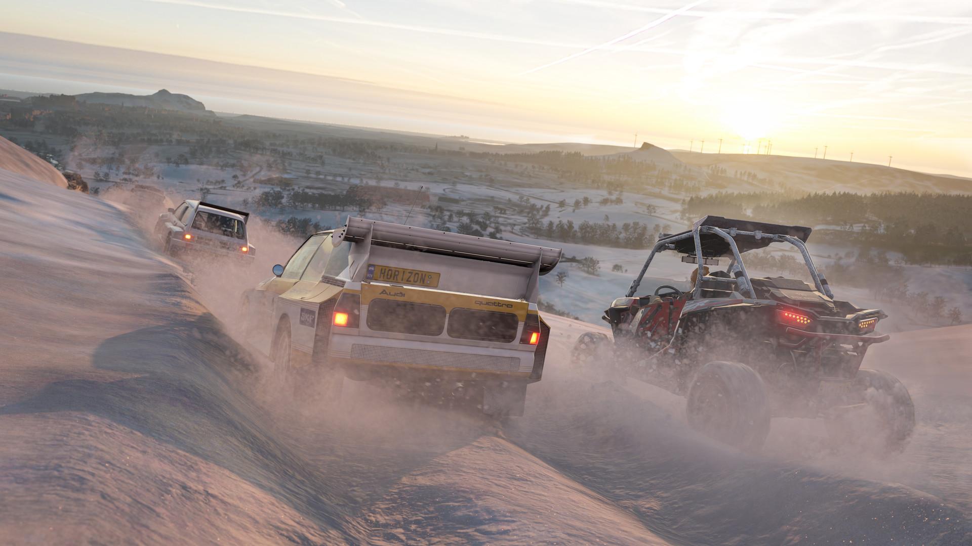 Forza Horizon 4 Resimleri