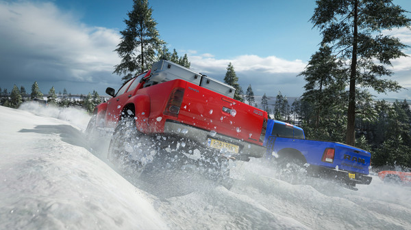 Скриншот №3 к Forza Horizon 4