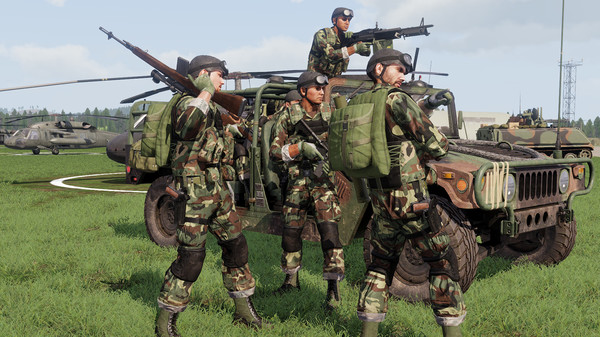 Скриншот №6 к Arma 3 Creator DLC CSLA Iron Curtain