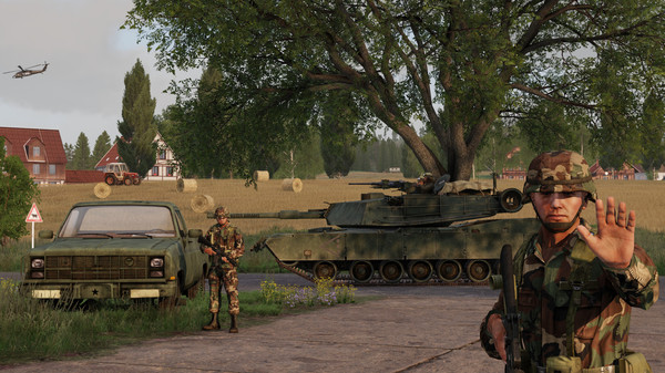 Скриншот №1 к Arma 3 Creator DLC CSLA Iron Curtain