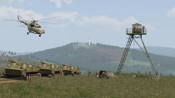 Скриншот №14 к Arma 3 Creator DLC CSLA Iron Curtain