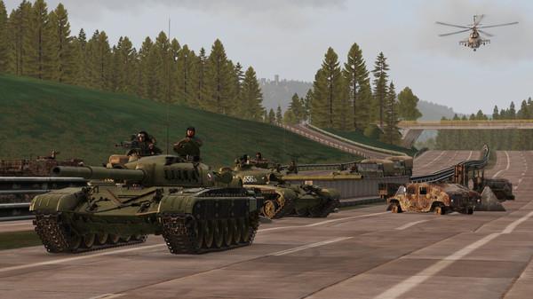 Скриншот №9 к Arma 3 Creator DLC CSLA Iron Curtain