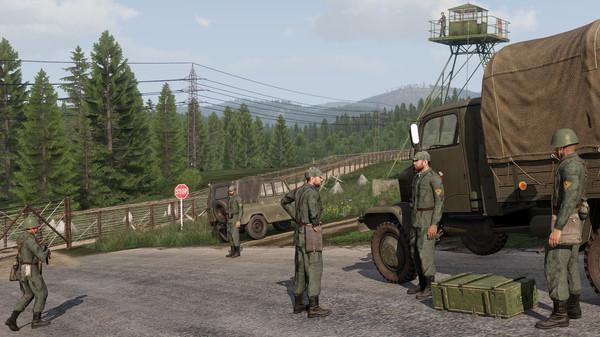 Скриншот №2 к Arma 3 Creator DLC CSLA Iron Curtain