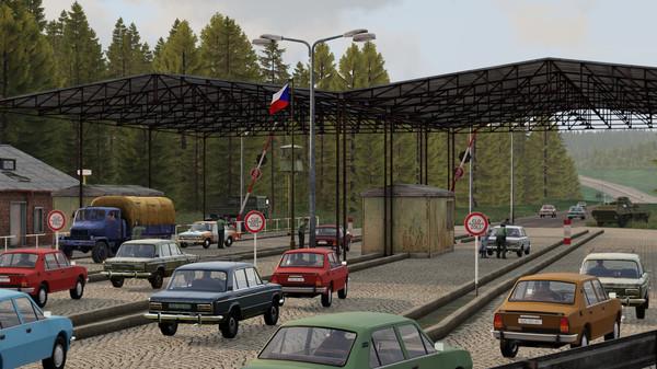 Скриншот №3 к Arma 3 Creator DLC CSLA Iron Curtain