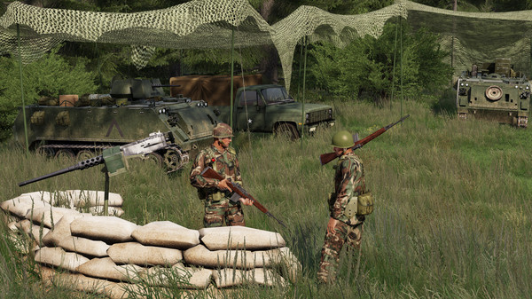 Скриншот №7 к Arma 3 Creator DLC CSLA Iron Curtain