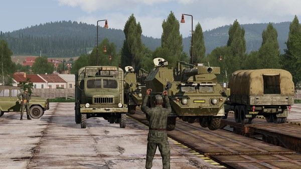Скриншот №8 к Arma 3 Creator DLC CSLA Iron Curtain