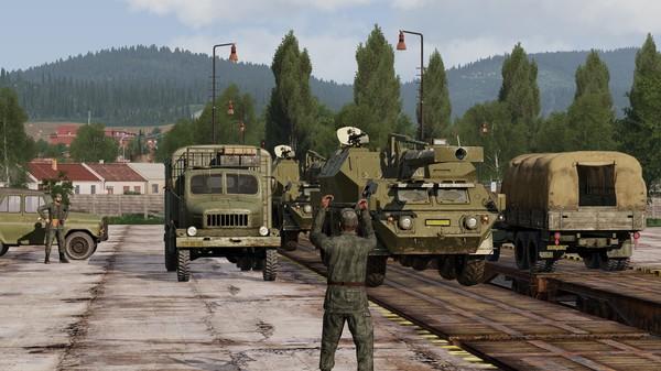 Скриншот №10 к Arma 3 Creator DLC CSLA Iron Curtain