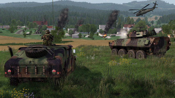 Скриншот №11 к Arma 3 Creator DLC CSLA Iron Curtain