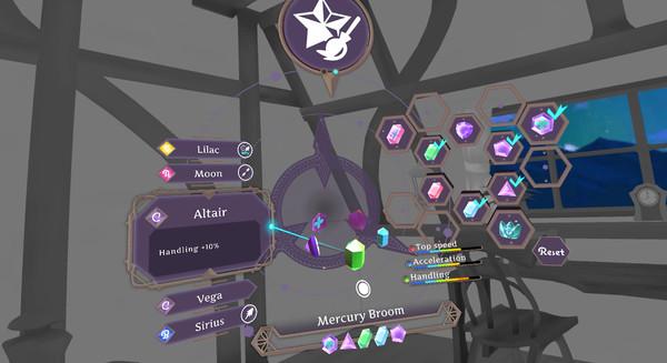 Little Witch Academia: VR Broom Racing Screenshot 10