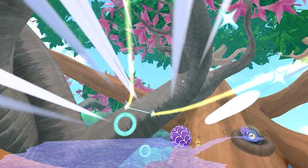 Little Witch Academia: VR Broom Racing Screenshot 7