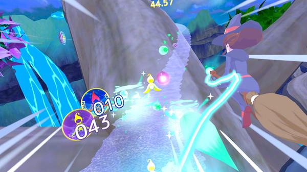 Little Witch Academia: VR Broom Racing Screenshot 6