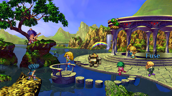 SaGa Frontier Remastered screenshot