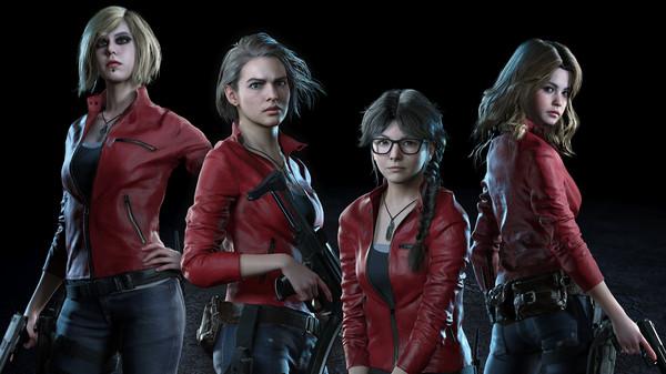Скриншот №1 к Resident Evil Resistance - Женский костюм выжившего Клэр Редфилд