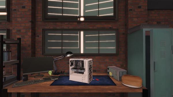 Скриншот №2 к PC Building Simulator - Overclockers UK Workshop