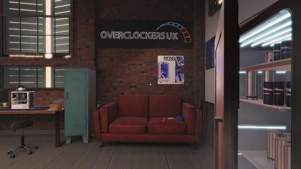 Скриншот №1 к PC Building Simulator - Overclockers UK Workshop