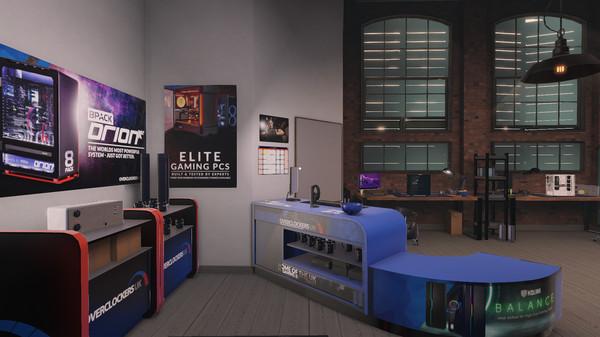 Скриншот №5 к PC Building Simulator - Overclockers UK Workshop