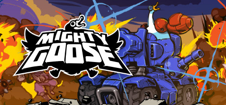 Mighty Goose Cover Image