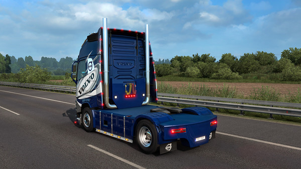 Скриншот №14 к Euro Truck Simulator 2 - FH Tuning Pack