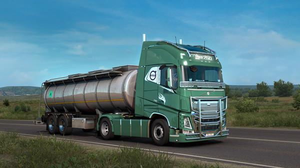 Скриншот №10 к Euro Truck Simulator 2 - FH Tuning Pack