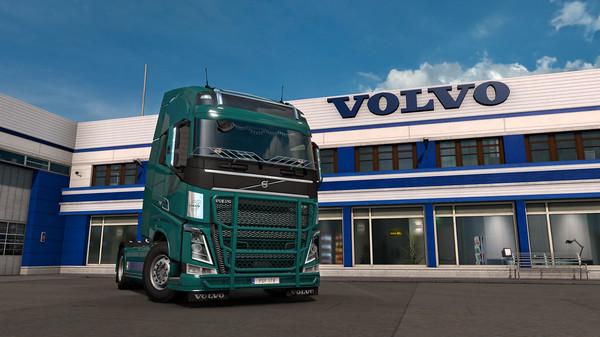 Скриншот №3 к Euro Truck Simulator 2 - FH Tuning Pack