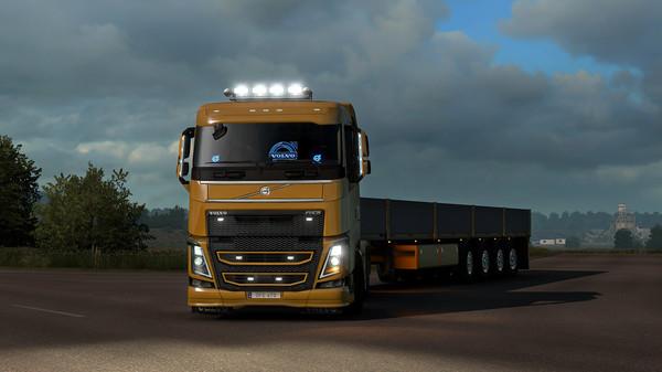 Скриншот №4 к Euro Truck Simulator 2 - FH Tuning Pack