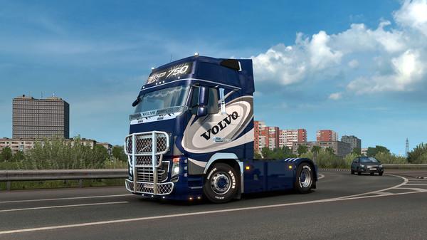 Скриншот №1 к Euro Truck Simulator 2 - FH Tuning Pack