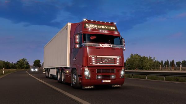 Скриншот №5 к Euro Truck Simulator 2 - FH Tuning Pack