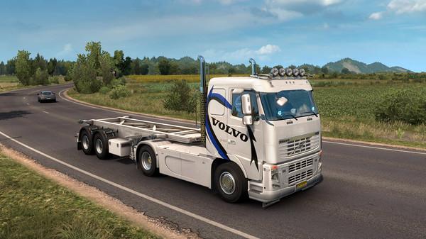 Скриншот №2 к Euro Truck Simulator 2 - FH Tuning Pack