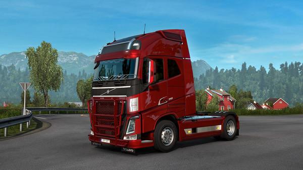 Скриншот №8 к Euro Truck Simulator 2 - FH Tuning Pack