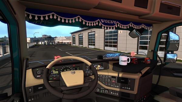 Скриншот №16 к Euro Truck Simulator 2 - FH Tuning Pack