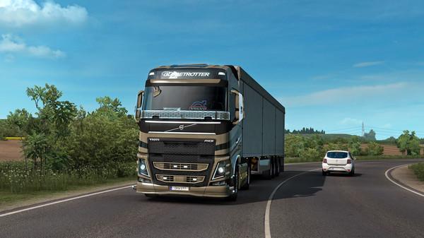 Скриншот №18 к Euro Truck Simulator 2 - FH Tuning Pack