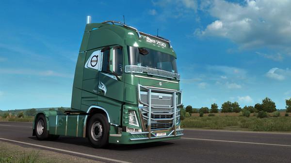 Скриншот №13 к Euro Truck Simulator 2 - FH Tuning Pack