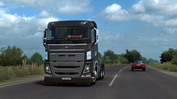 Скриншот №11 к Euro Truck Simulator 2 - FH Tuning Pack