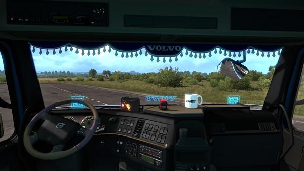 Скриншот №9 к Euro Truck Simulator 2 - FH Tuning Pack