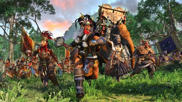 скриншот Total War: THREE KINGDOMS - The Furious Wild 0