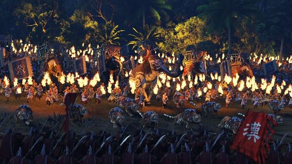 скриншот Total War: THREE KINGDOMS - The Furious Wild 4