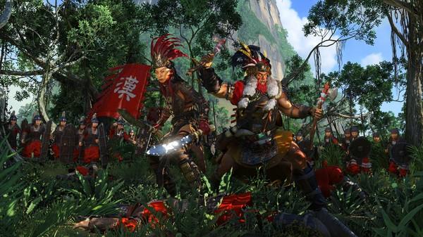 скриншот Total War: THREE KINGDOMS - The Furious Wild 2
