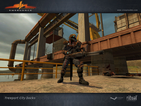 SiN Episodes: Emergence скриншот