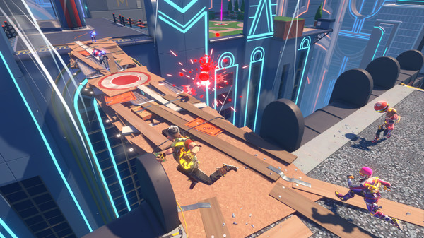 Скриншот из Knockout City™