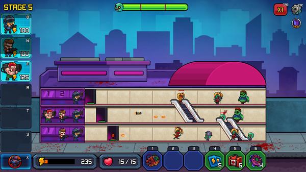 Zombo Buster Advance screenshot
