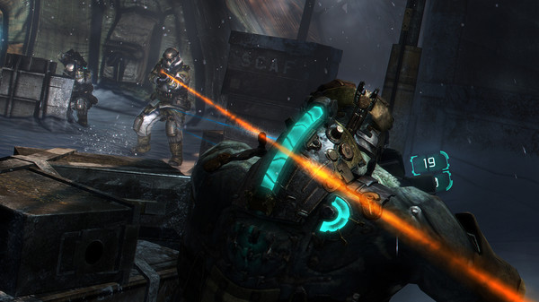 скриншот Dead Space 3 First Contact Pack 2