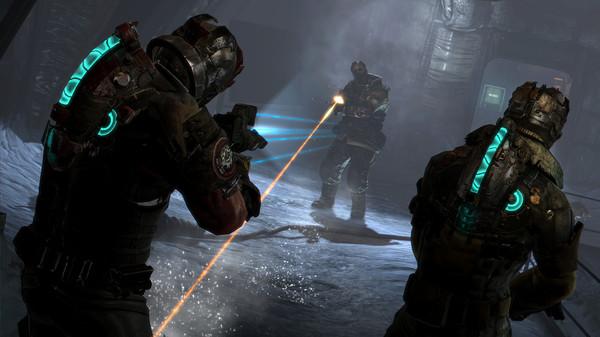 скриншот Dead Space 3 Enervator 1