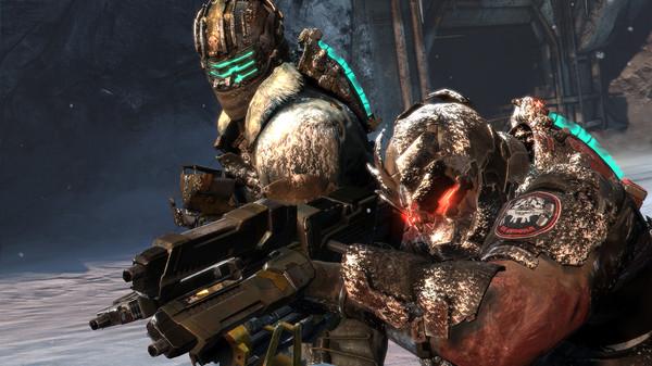 скриншот Dead Space 3 EG-900 SMG 4