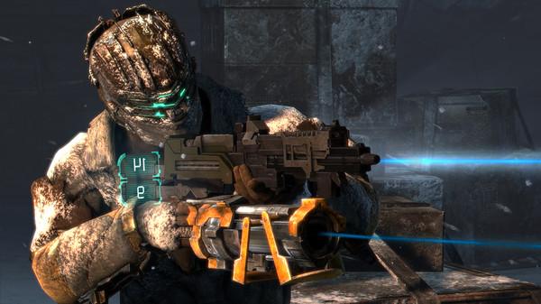 скриншот Dead Space 3 EG-900 SMG 3