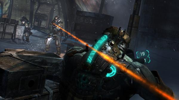 скриншот Dead Space 3 EG-900 SMG 2
