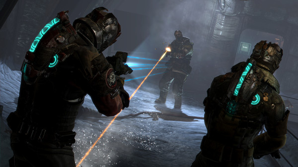 скриншот Dead Space 3 EG-900 SMG 1