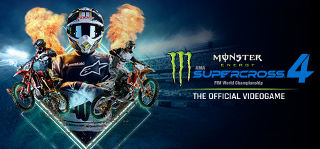 Monster Energy Supercross - The Official Videogame 4 Torrent Download