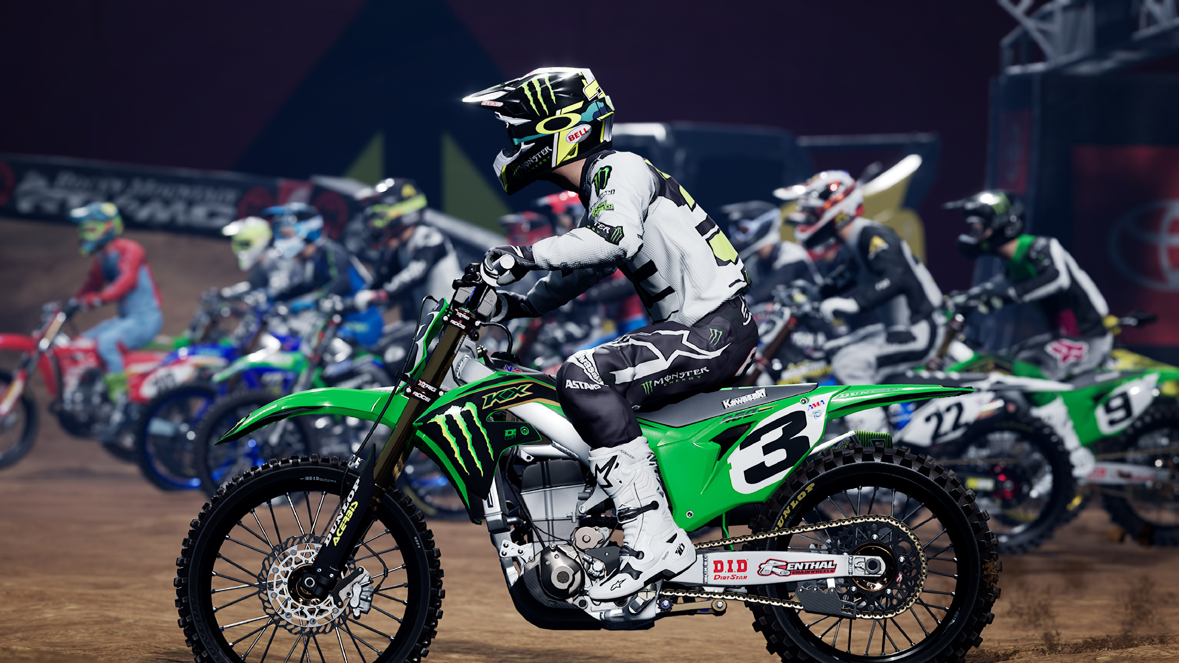 Monster Energy Supercross The Official Videogame 4 Free Download