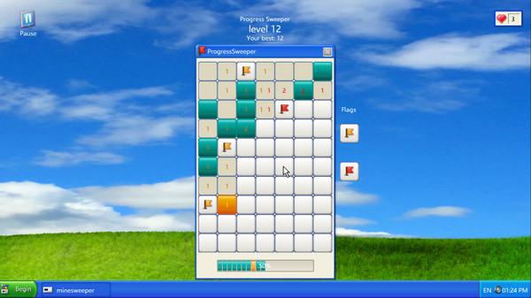 Progressbar95 screenshot